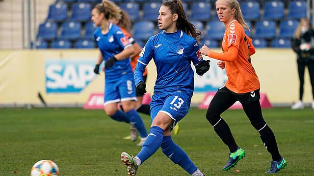 Fußball Ligen Frauen