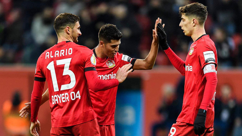 Havertz Reaching The Dfb Pokal Final Is A Dream Of Ours Dfb Deutscher Fussball Bund E V