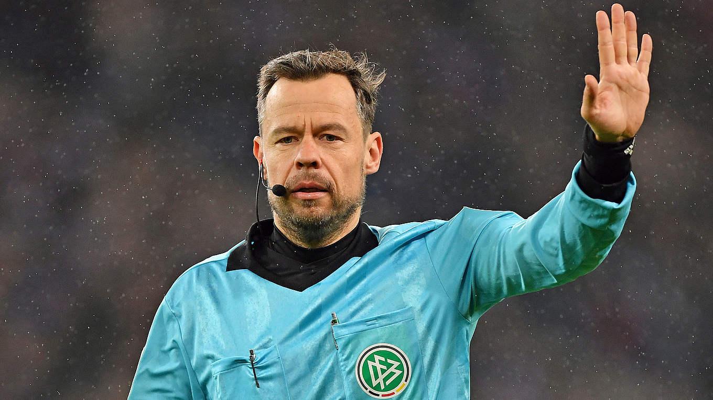 Schiedsrichter Markus Schmidt