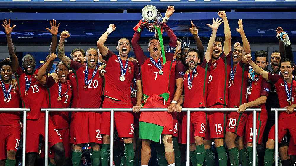 Statistik Portugal Wales