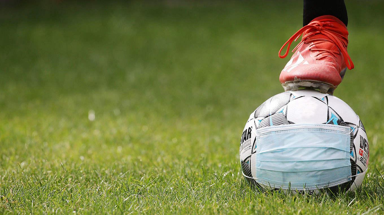 Nach dem Corona-Stopp: Auf dem Weg zurück ins Training :: DFB - Deutscher  Fußball-Bund e.V.