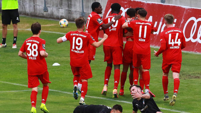 Darf Bayern 2 In Die 2 Bundesliga Aufsteigen