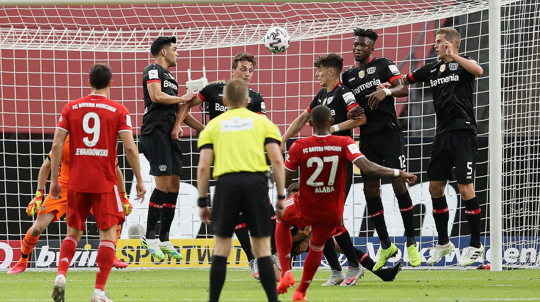4-2 win over Leverkusen earns FC Bayern their 20th DFB-Pokal title :: DFB - Deutscher Fußball-Bund e.V.