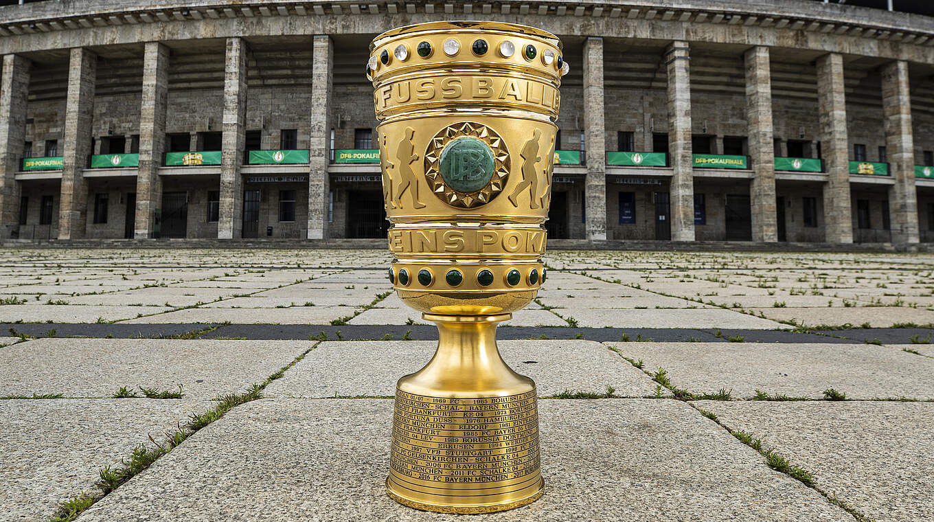 Schedule for 2020/21 announced – season to begin with the DFB-Pokal
