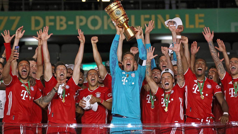 Dfb Pokal Bayern Dortmund 2021
