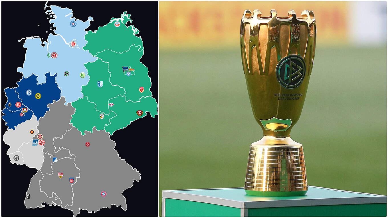 Dfb Pokal Erste Runde 2021