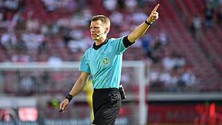 Cortus pfeift FC Bayern gegen Hertha BSC