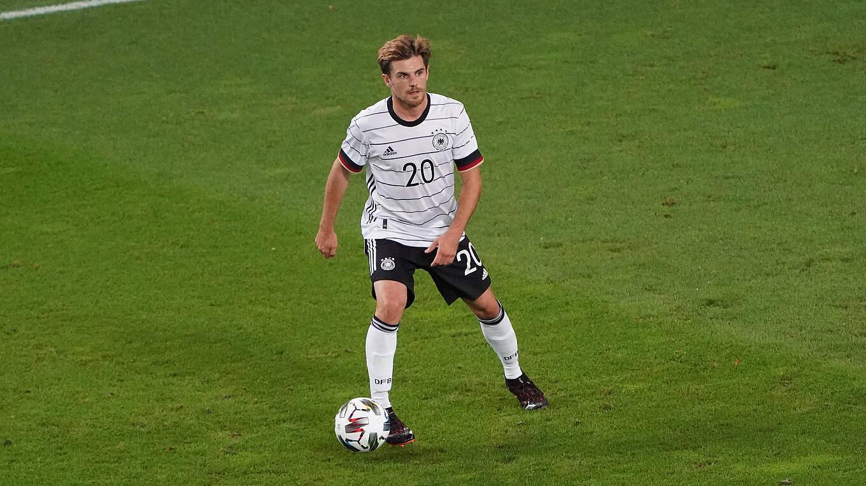 """Jonas Hofmann: """"I'm hungry for success"""" :: DFB - Deutscher Fußball-Bund e.V."""