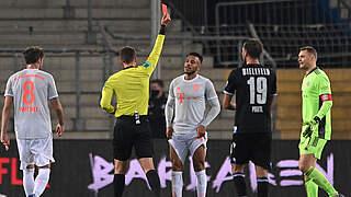 Zwei Spiele Sperre für Bayerns Tolisso