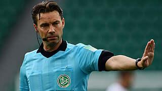Winkmann pfeift Stuttgart gegen 1. FC Köln