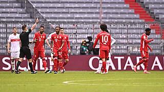 Zwei Spiele Sperre für Münchens Davies