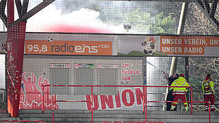 Kontrollausschuss ermittelt nach Pyro-Vorfällen im Berliner Derby