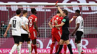 Zwei Spiele Sperre für Bayerns Nianzou