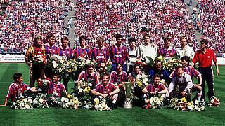 Heute vor 25 Jahren: Als der FC Bayern den UEFA-Cup gewann
