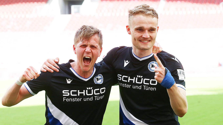 Arminia Bielefeld Dfb Pokal