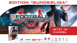 WE ARE FOOTBALL: Manager-Game mit FLYERALARM Frauen-Bundesliga