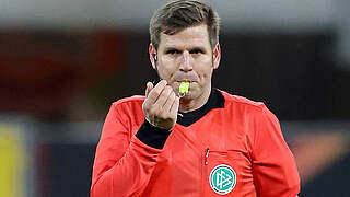 Willenborg pfeift Stuttgart gegen Freiburg