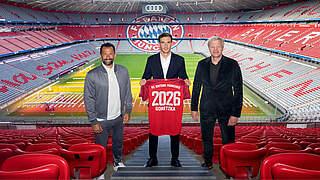 FC Bayern: Goretzka verlängert bis 2026