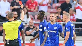 Drei Spiele Sperre und Geldstrafe für Leverkusens Andrich