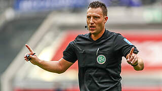 Jablonski pfeift Leverkusen gegen FC Bayern