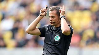 Hartmann pfeift Mainz gegen Augsburg