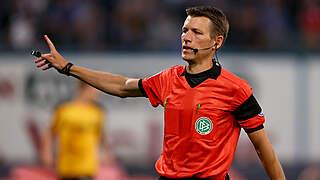 Cortus pfeift Hertha BSC gegen Gladbach