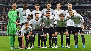 Deutschland vs estland