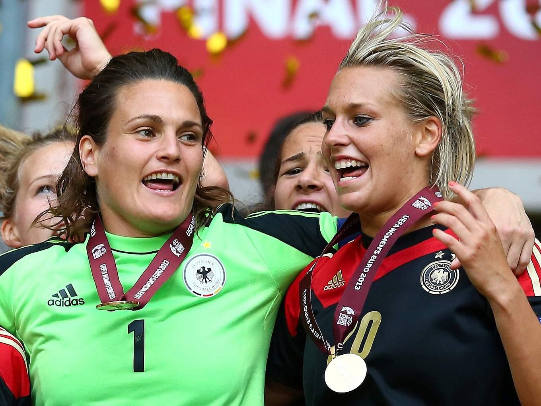 Europas beste Fußballer und Fußballerinnen :: DFB