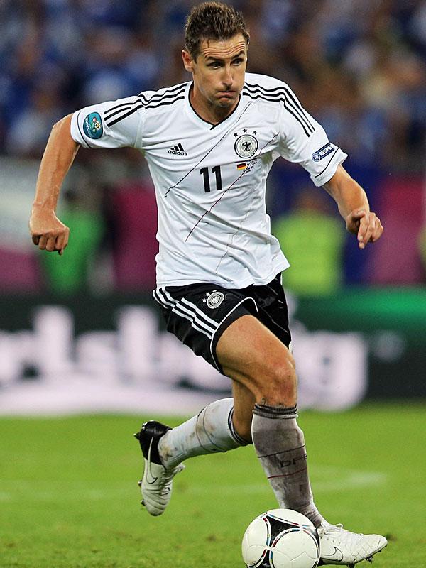 Nummer 11 Deutsche Nationalmannschaft