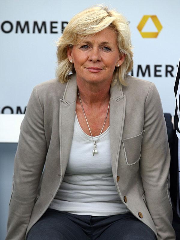 Silvia Neid Spielerin