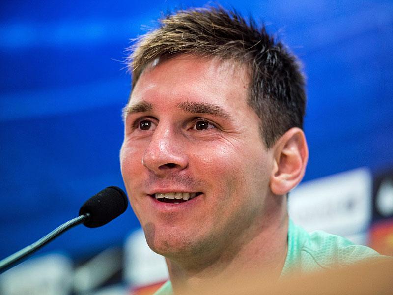 Messi Zu Bayern