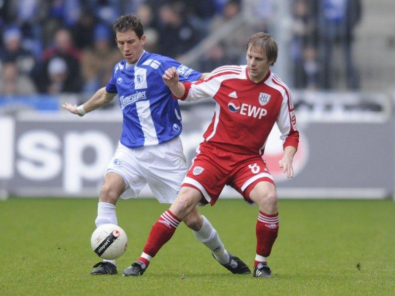 Fußball Magdeburg Gegen Halle