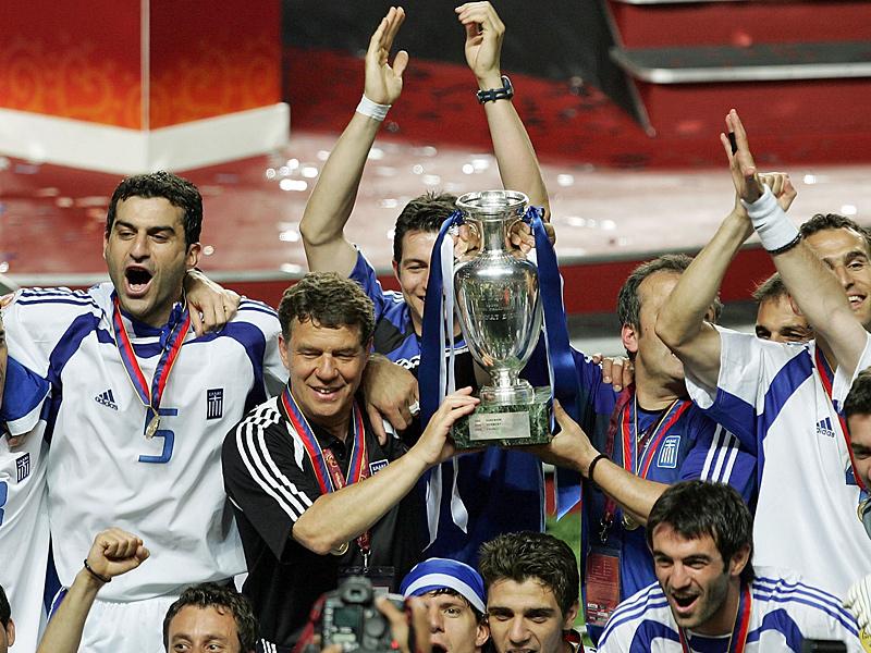 Europameister Griechenland