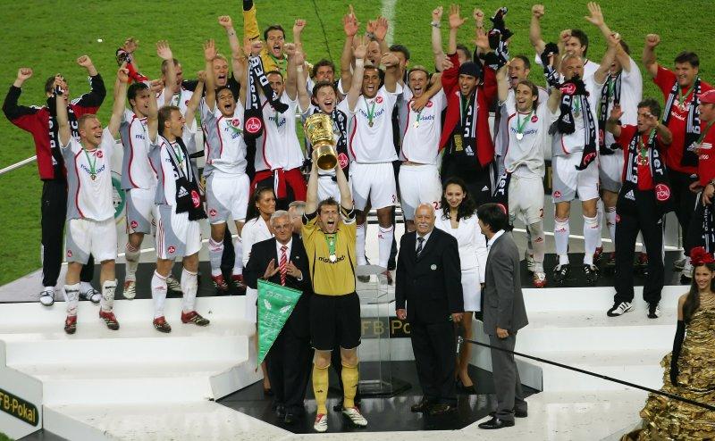 Bundestrainer Löw überreichte DFB-Pokal an 1. FC Nürnberg :: DFB -  Deutscher Fußball-Bund e.V.