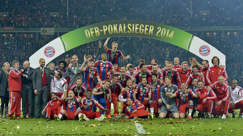 Dfb Pokal 2015 Sieger