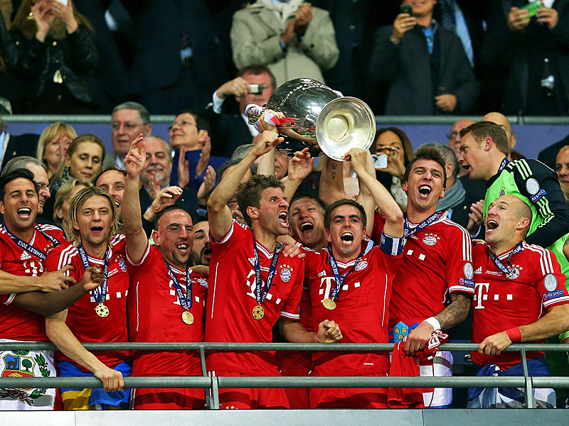quote bayern champions league sieger
