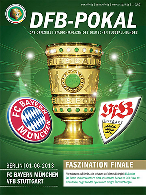 Wann Beginnt Das Dfb Pokalfinale