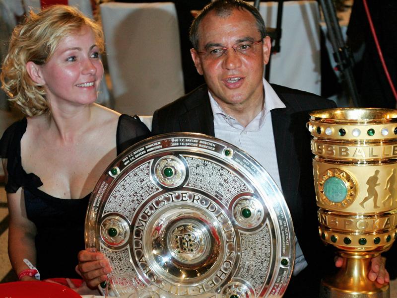 Felix Magath: Der doppelte Doublegewinner wird 60 :: DFB ...