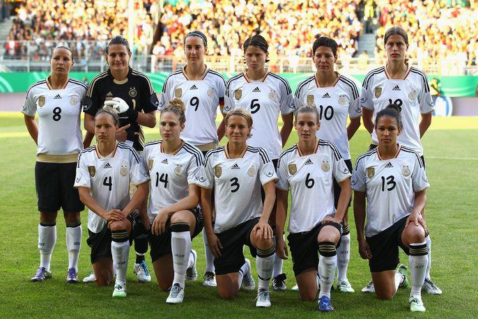 Mannschaft Deutschland