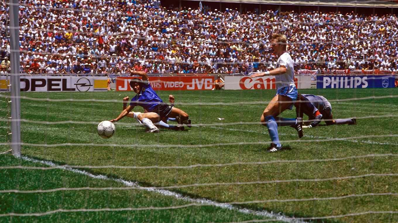 Tor Des Jahrhunderts Maradona