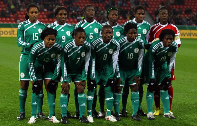 Nigeria Nationalmannschaft