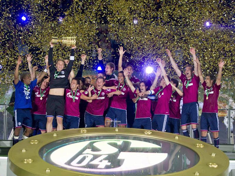 Dfb Pokal Sieger Schalke