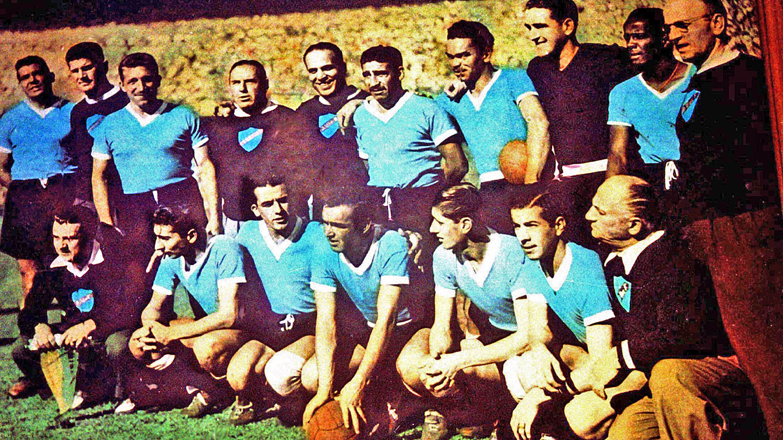 Uruguay Fußball Weltmeister