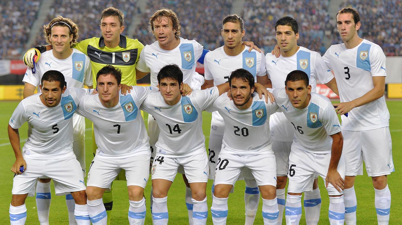 fußball uruguay