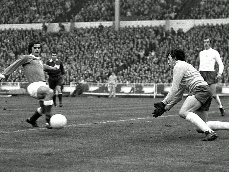 Em 1972 Der Erste Sieg In Wembley Dfb Deutscher