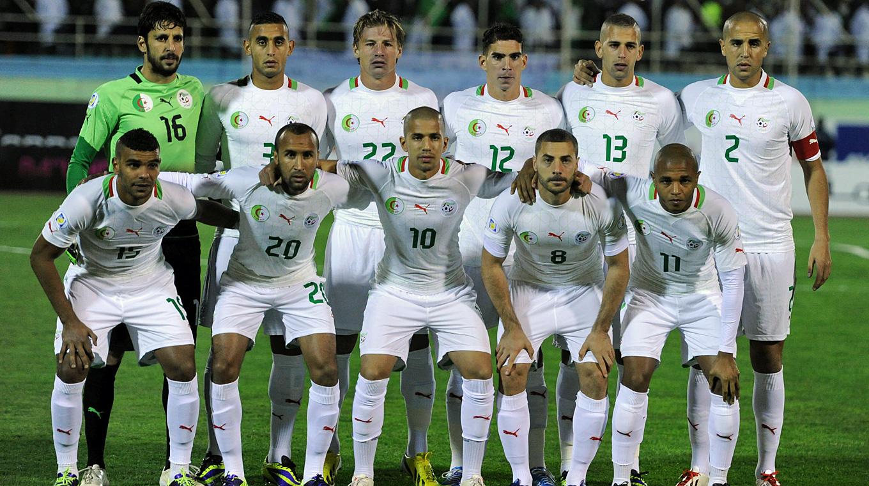 Wm teilnehmer algerien makellos gegen deutschland dfb - Service a the algerien ...