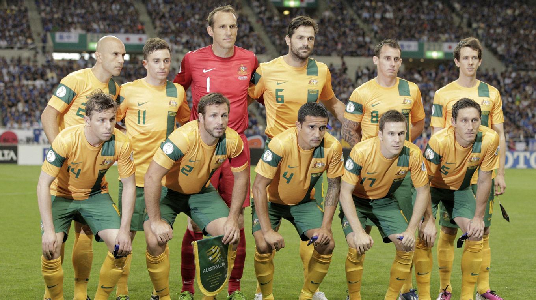 australien fußball nationalmannschaft
