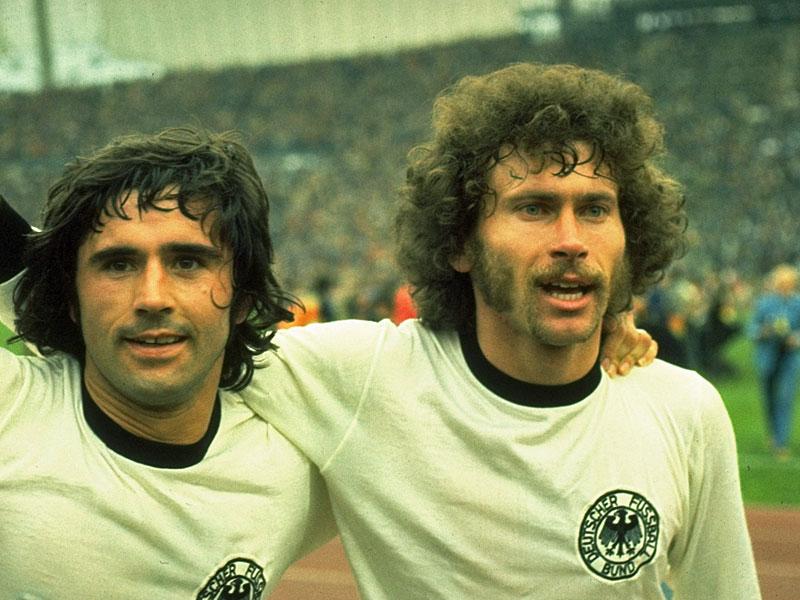 Wm 1974 Der Triumph Von Munchen Dfb Deutscher Fussball