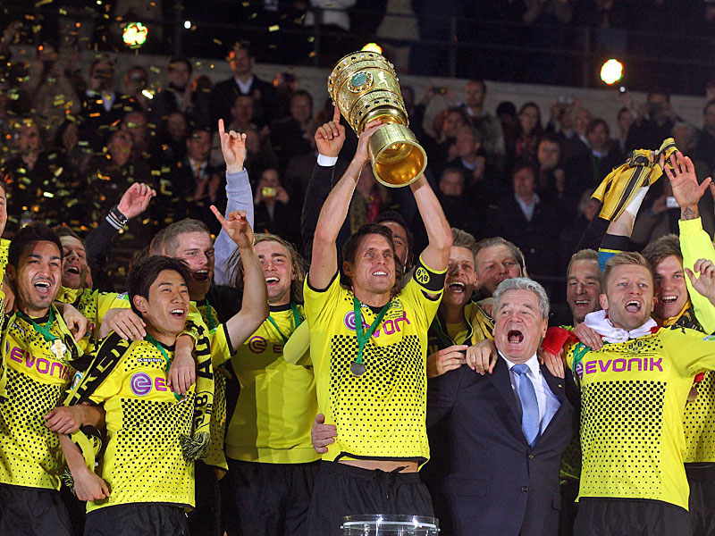 Pokal Bayern Dortmund 2021