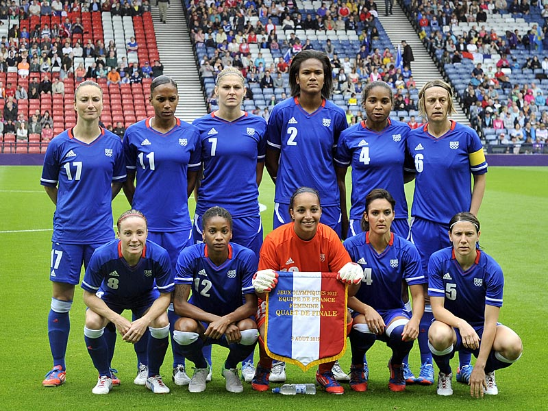 Nationalmannschaft Frankreich